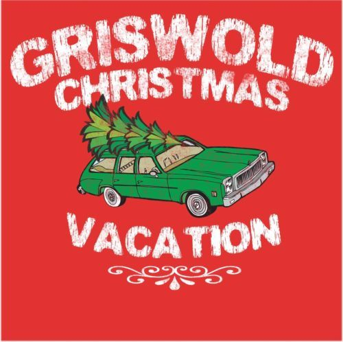 Griswold Christmas Vacation Family Movie T-Shirt