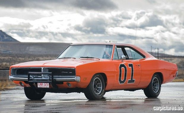 1969 Dodge Charger General Lee <- <3 Love this Car!