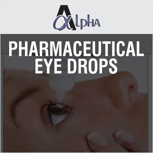 Being a prominent manufacturer and supplier of Pharmaceutical Eye Drops, we at Alpha Drugs carved a distinct niche in the industry. These eye drops have non reactive properties. Moreover, these are made up of high grade material that is procured from the accredited vendors.