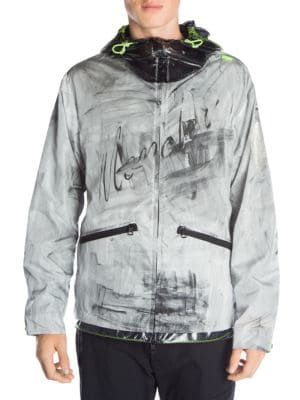 313c4c5ab MONCLER Chardin Mixed Media Hooded Jacket.  moncler  cloth
