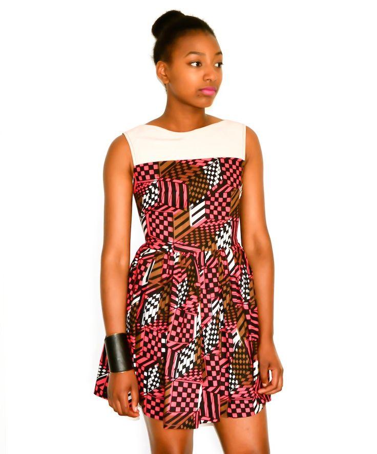 12 Best Beautiful Kitenge Dresses Images On Pinterest