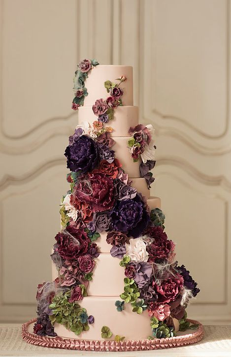 4964 best Stunning Wedding Cake Cupcake Ideas images on Pinterest
