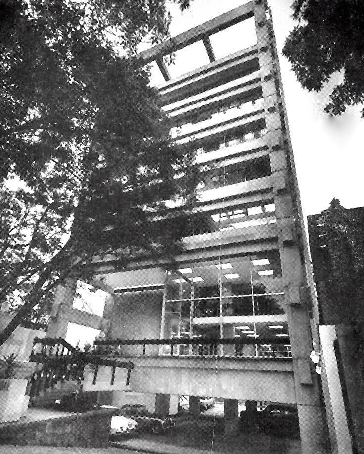 Edificio de oficinas av de los insurgentes sur 1844 for Oficinas virtuales mexico df