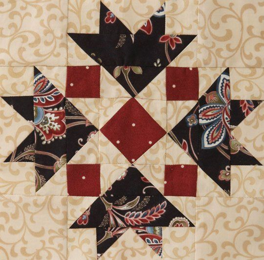 American Patchwork & Quilting Mystery Quilt