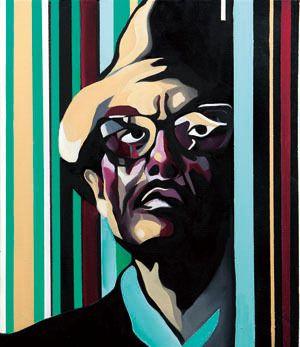 Sound#9, oil on canvas, 53.0×45.5, 2013, for Duke jordan