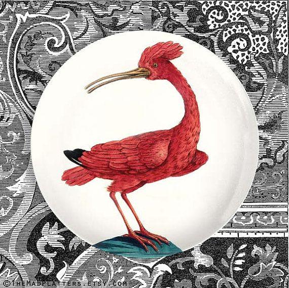 8 best Colorful Bird melamine dinnerware sets images on ...