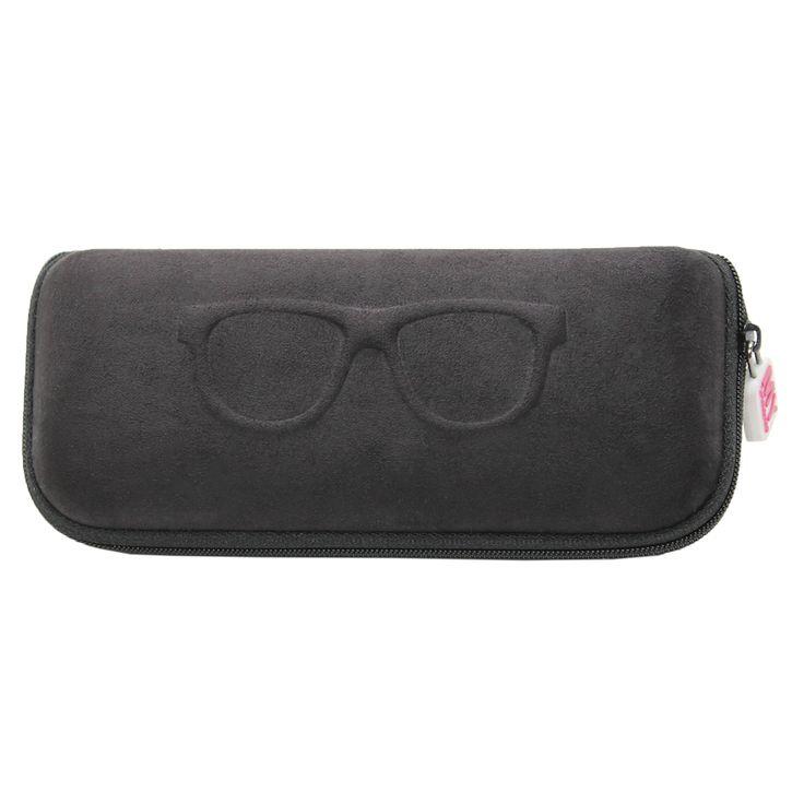 Eyeglass Case - Black