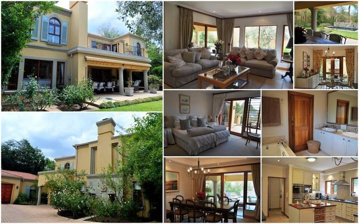 A beautiful cluster in Bryanston, Sandton from Knightsbridge Properties is our #PropertyPick of the day!