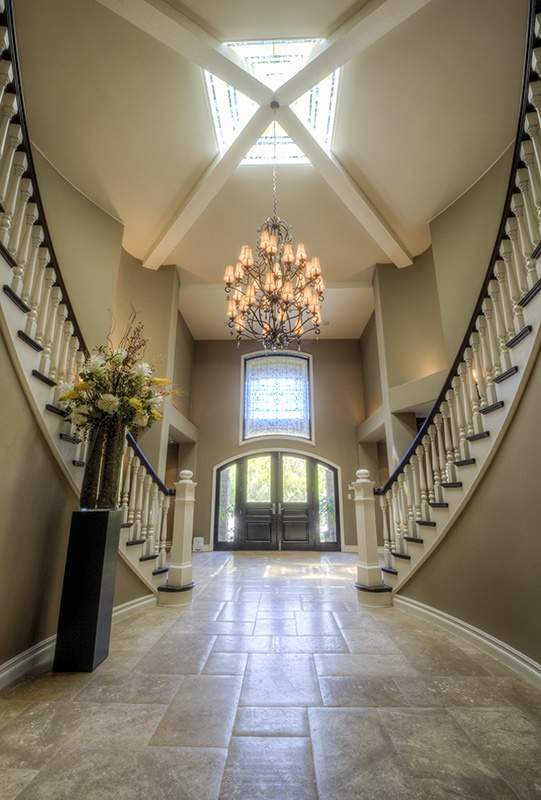 171 best Entry ways images on Pinterest Luxury houses Stairs and