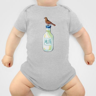 Is Mine! Onesie by Chicca Besso - $20.00