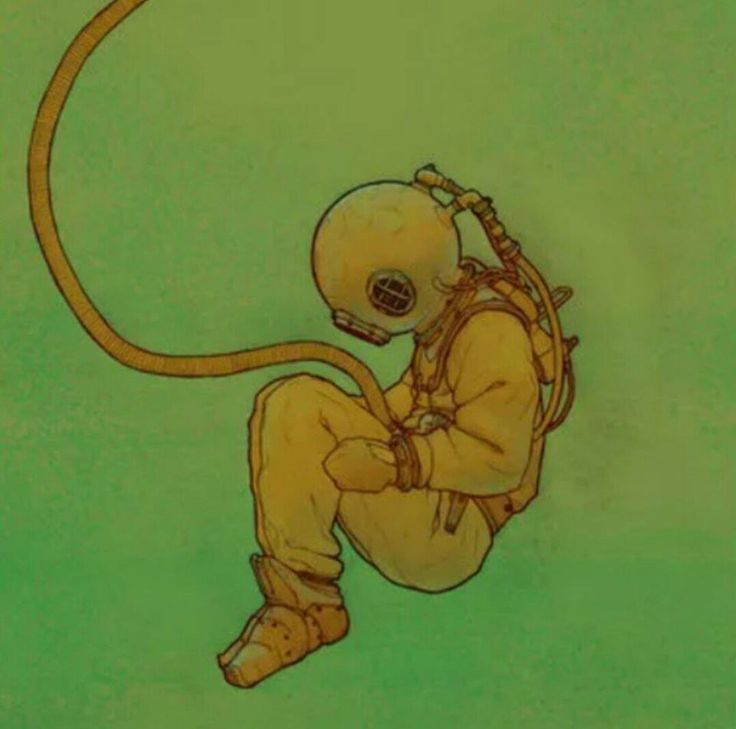 Classic Sci Fi Unforgettable Japanese Pulp Illustrations: 334 Best Deep Sea Diving Images On Pinterest