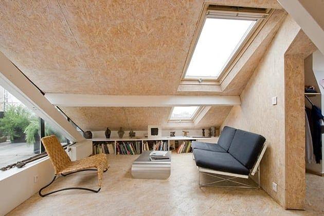 Salon sous les combles in 2019 | Small living room design ...