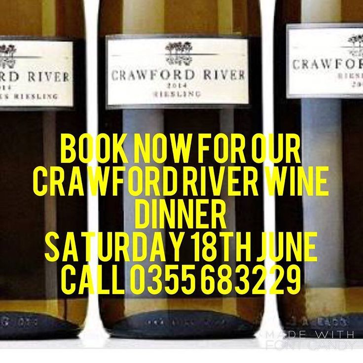 @crawford_river_wines Don't forget to book in for Saturday 18th June it's going to be a great night! Call your friends! #winterweekends #fen #fenrestaurant #portfairy #portfairyrestaurant #crawfordriver #dining #longtable #outwithfriends #destinationwarrnambool #destinationportfairy by fen_restaurant_port_fairy