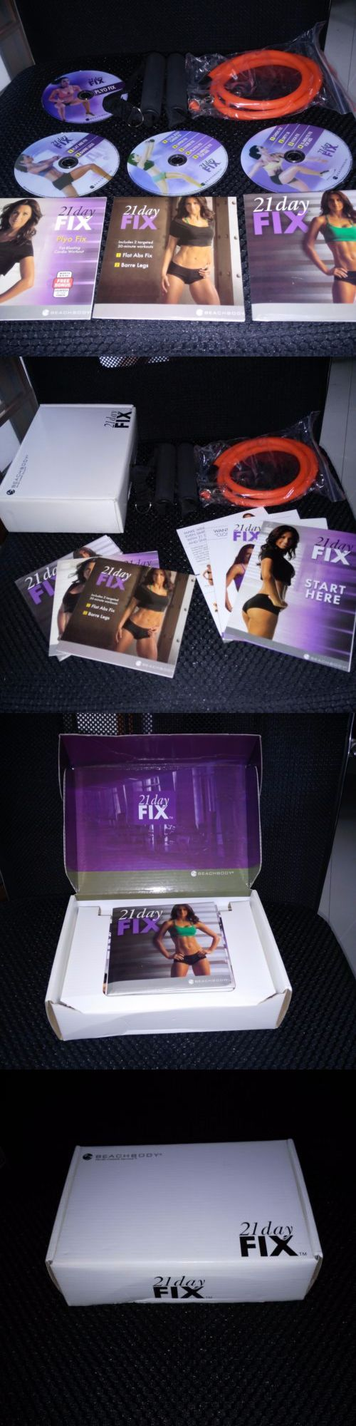 Fitness DVDs 109130: @21 Day Fix Extreme 4 Dvds Workouts Kit Eating Plan Guide Brand New Andsealed @! -> BUY IT NOW ONLY: $37.11 on eBay!