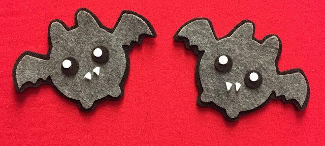 Felt-tastic Flannelboard Funtime: Two Little Black Bats