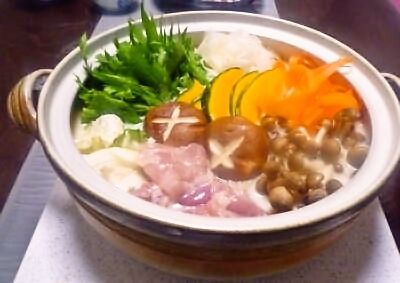 $娘に伝えたいおうちごはん-奈良の郷土料理「飛鳥鍋」
