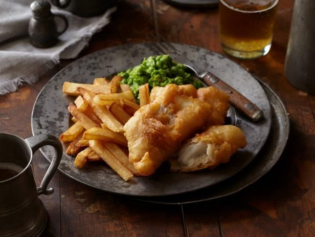 Make classic British food and recipes, like fish and chips, bangers and mash, chicken tikka masala, Eton mess and more with recipes from Cooking Channel.
