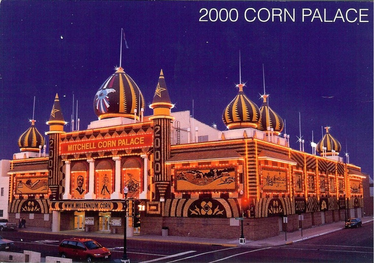 15 Best Images About The Corn Palace Mitchell South