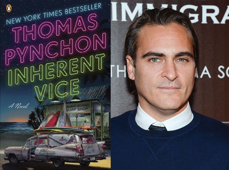 4. Inherent Vice: Thomas Pynchon's 1970-set stoner-noir thriller is getting the movie treatment from Paul Thomas Anderson, with a cast including Joaquin Phoenix, Josh Brolin, Owen Wilson, Reese Witherspoon and Benicio Del Toro. Look for it on Dec. 12, 2014. | www.eklectica.in
