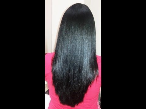 REBONDING - Chemical Hair Straightening/ Permanent Smoothening - What is it, Cost and FAQs !!! - YouTube