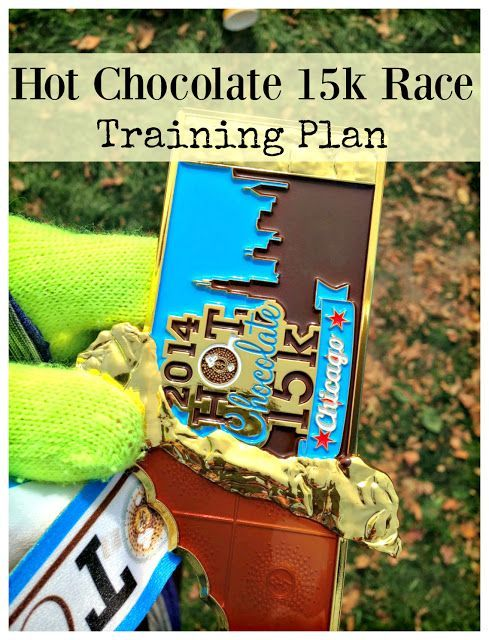 Hot Chocolate 15k Race Training Plan | chicagojogger.com