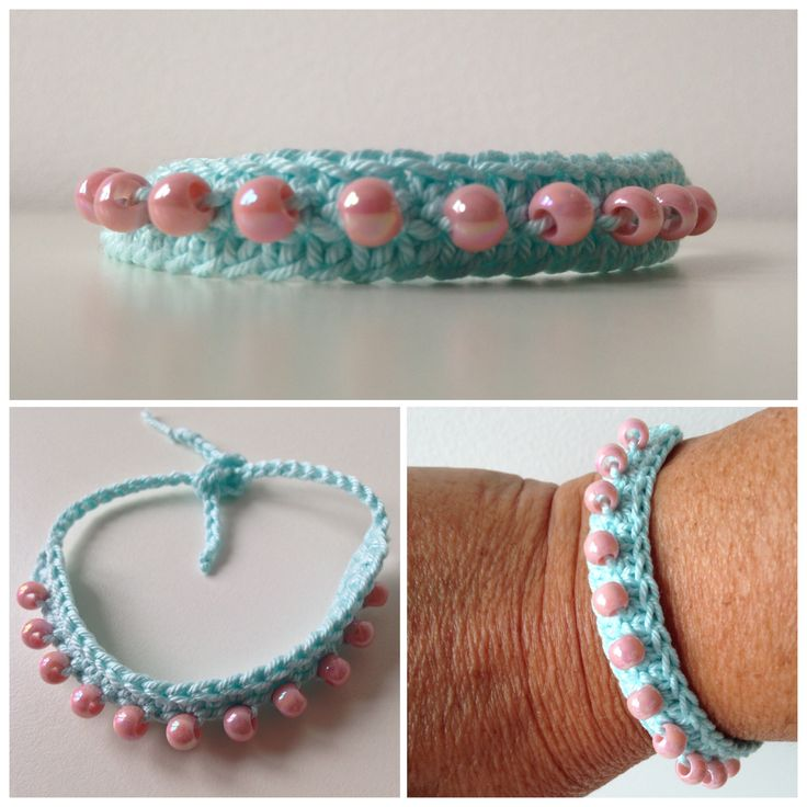 maRRose - CCC: friendship bracelets...Free pattern and great tutorial!!