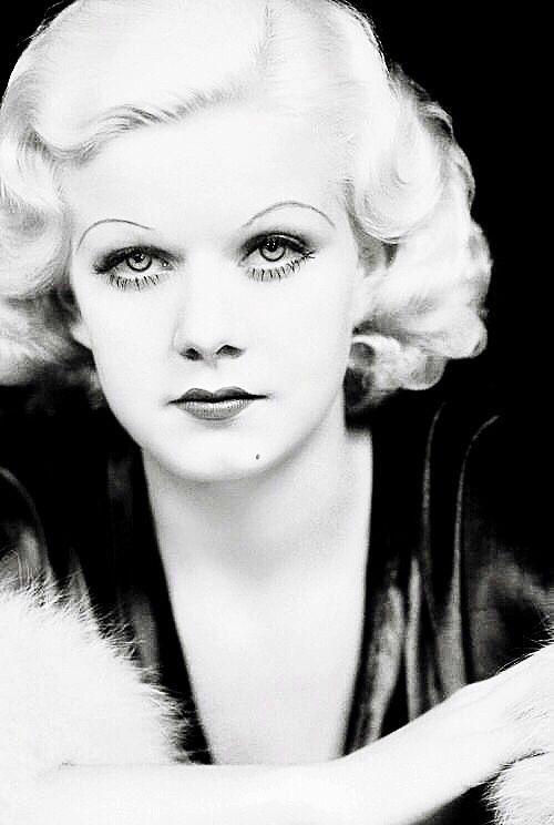 Hollywoods glamour girls jean harlow — img 12