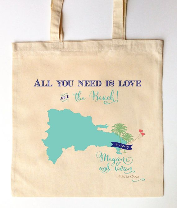 Dominican Republic All you need is love and the by SixpencePress