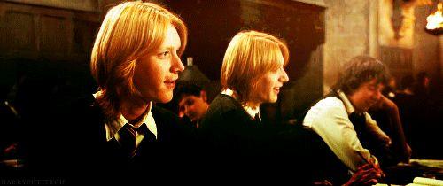 Depois da morte de Fred, George nunca mais foi capaz de executar o Patrono de novo.   30 fatos sobre Harry Potter que lhe darão vontade de reler a série (de novo)
