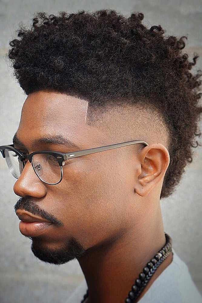 bc7dfce9f5 19 Spectacular High Top Fade Cuts To Tame Your Thick Texture | Manye ...