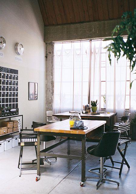 The Perfect Office - Polaroid Snap Camera, Wacom Notebook and Office Ideas!