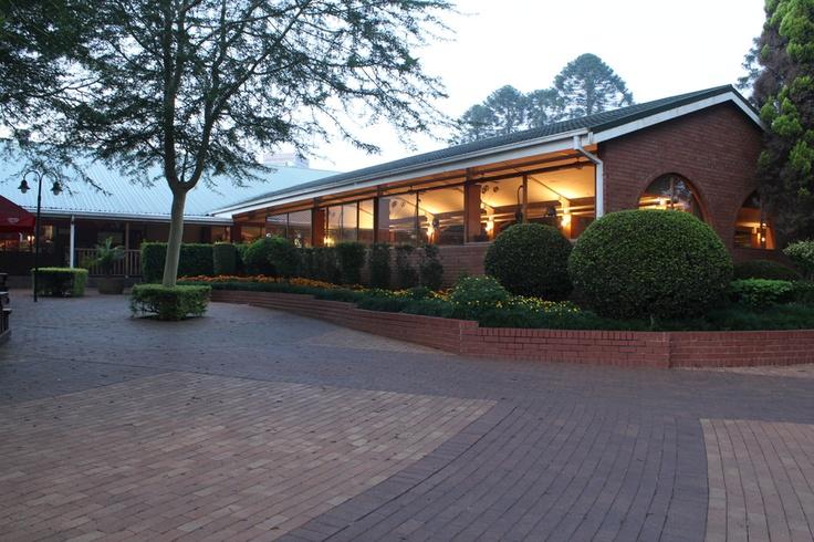 Pretoria Zoo Restaurant