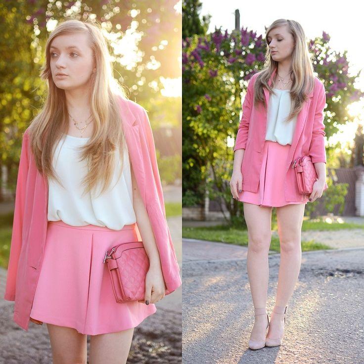 Karolina G. - Pink! | MILDCLOUDS.BLOGSPOT.COM