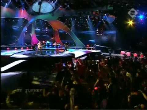Athena - For Real (Eurovision 2004 - Turkey) - YouTube