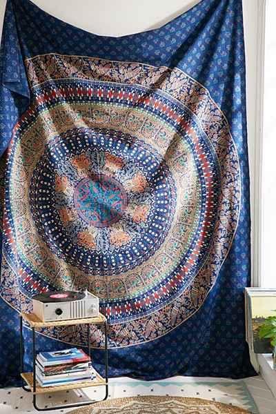 Tapisserie hippie tapisserie mandala tapisserie pique-nique tissu tapisserie indienne boho tapisserie dortoir décor mural qui literie par TheJaipurMart sur Etsy https://www.etsy.com/fr/listing/236591586/tapisserie-hippie-tapisserie-mandala