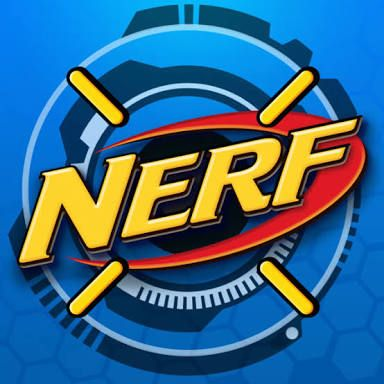 Lucrative image pertaining to nerf logo printable