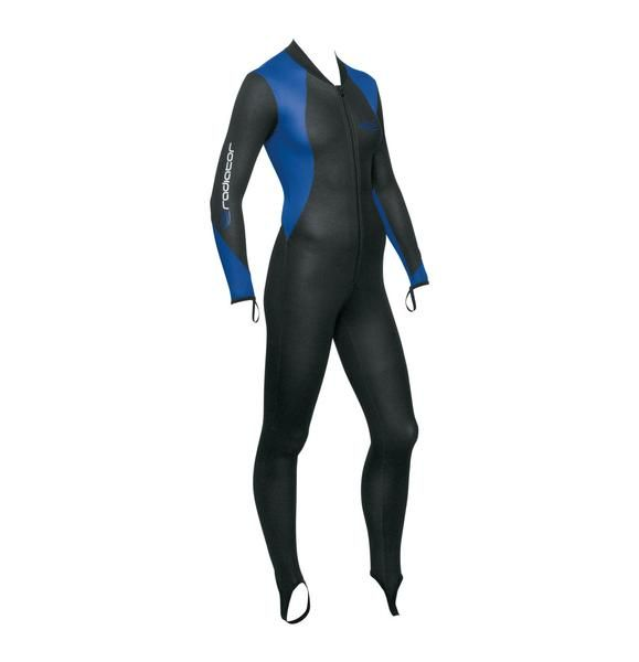 RADIATOR - Ladies Thermal Full Body Suit 0.5mm, 4x compressed, the lightest and most comfortable still warm keeping wetsuit - RADIATOR.NET