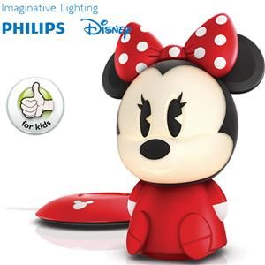 Punjiva portable LED lampa Philips Disney Minnie 71710/31/16