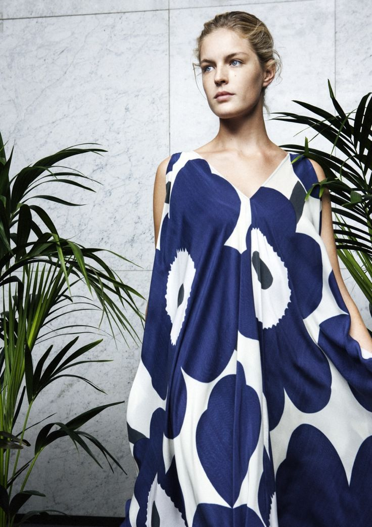 Marimekko Unikko dress Summer 2015