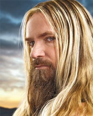 Zakk Wylde, the sexiest long haired man, ever ;)