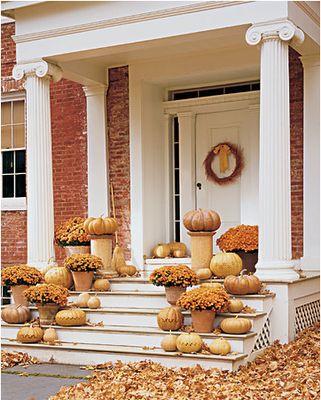 autumn decor....