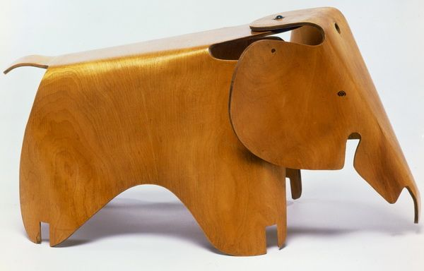 Charles Ray Eames Elephant