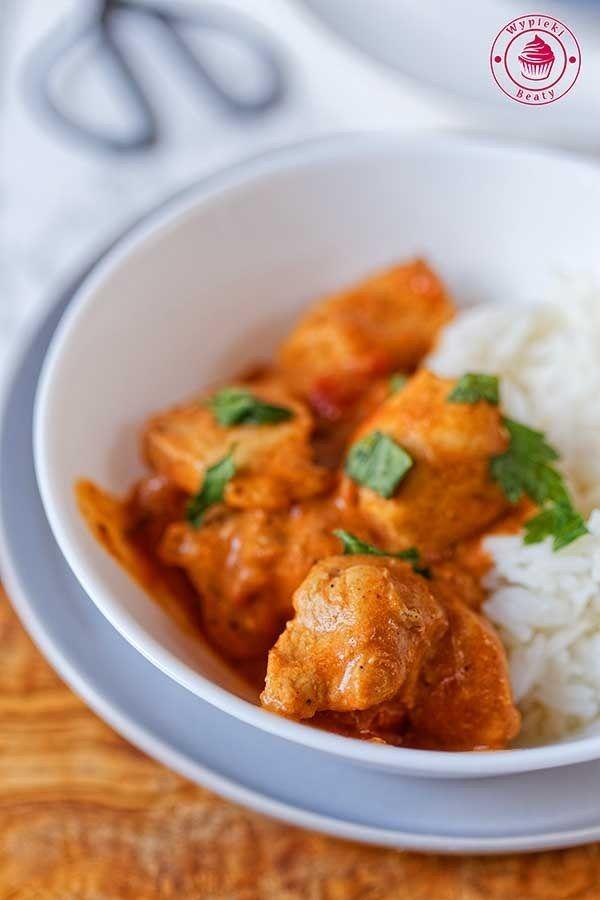 Kurczak Tikka Masala Chicken Tikka Masala Kuchnia Indyjska Odkryjmy Nowe Smaki Recipe Tikka Masala Chicken Tikka Masala Chicken Masala
