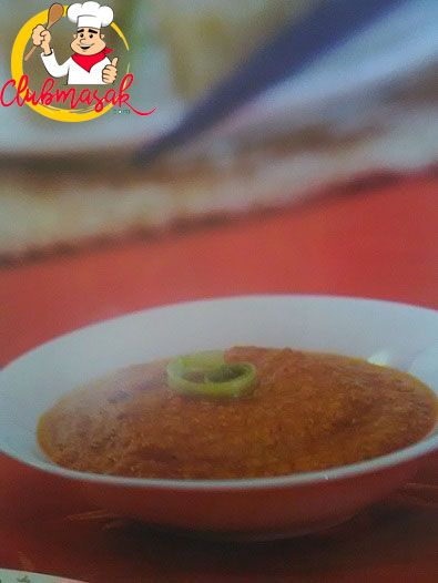 Resep Saus Kacang, Aneka Makanan China, Club Masak