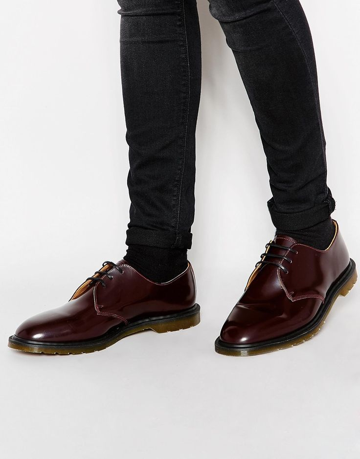 Image 1 ofDr Martens Made In England Steed Shoes