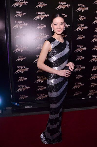 Maricar Reyes at the Star Magic Ball