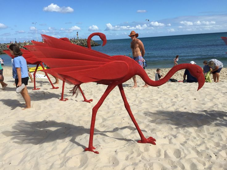 Sculpture by the Sea, Cottesloe WA 2015