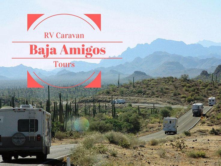 Discover RV Caravan Tours to Baja Mexico!