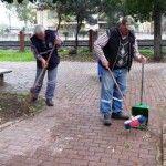 Ceyhan Belediyesi'nden Bahar Temizliği