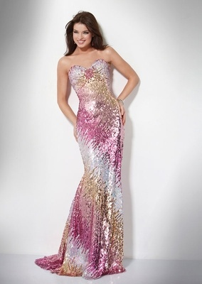 13 best images about Prom dresses on Pinterest | Mermaids, Purple ...